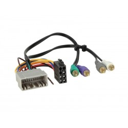 Active System ISO Connector Jeep Grand Cherokee Liberty...