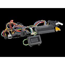 Infodapter Steering Wheel Interface Range Rover Evoque