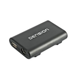 Dension Lite GWL3MA1 USB Mazda 121 323 626 2 3 6 MX-5...