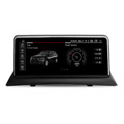 Android 10 Screen BMW X3 E83