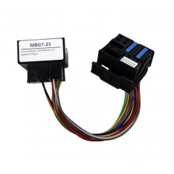 Retrofit Cable Audio 20 CD to NTG2.5 Mercedes E CLS Class...