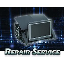 Technical Service Mercedes C Class W204 NTG4 Display Repair