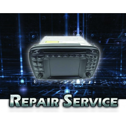 Technical Service Mercedes Comand 2.0 DX C CLK E G ML SL...