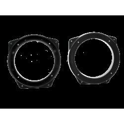 Speaker Rings MINI R50 R52 R53 One Cooper Cabrio