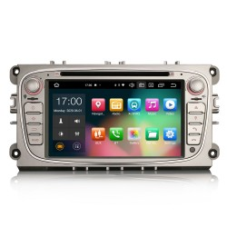 Radio CarPlay Android Auto Bluetooth USB Ford Focus...