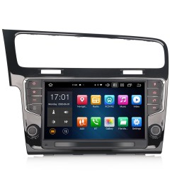 Radio CarPlay Android Auto Bluetooth USB Volkswagen Golf 7