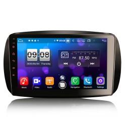 Radio CarPlay Android Auto Bluetooth USB Smart ForTwo...