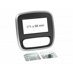 2Din Facia Plate Opel Vivaro