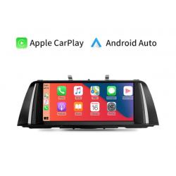 "10.25"" Screen CarPlay & Android Auto BMW 5-Series NBT F07..."