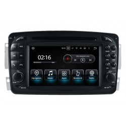 Radio Android Mercedes C CLK Vito Viano Class