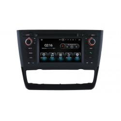 Radio CarPlay Android Auto Bluetooth USB BMW 1-Series E81...