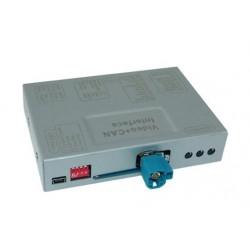 Video Reverse Camera Interface Renault R-LINK2 Captur...