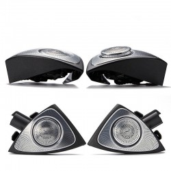 Burmester Design Rotary Tweeters for Mercedes S-Class W222
