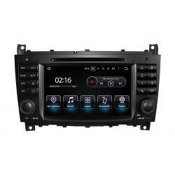 Radio CarPlay Android Auto Bluetooth USB Mercedes C-Class
