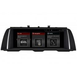 Android Screen BMW 5-Series CIC F07 F10 F11 CarPlay &...