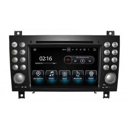 Radio CarPlay Android Auto Bluetooth USB Mercedes SLK R171