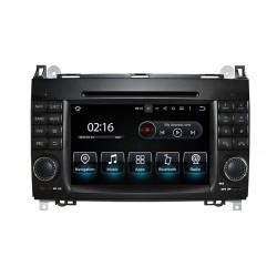 Radio CarPlay Android Auto Mercedes A B Vito Viano...