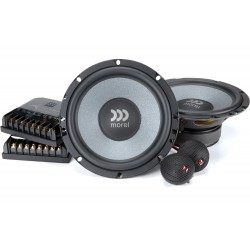 """Morel Tempo Ultra 602 MKII 2-Way Component Speakers 6.5""""..."""