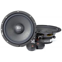 """Morel Maximus 602 2-Way Component Speakers 6.5"""" 16.5cm"""