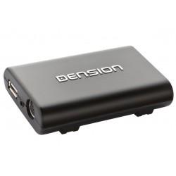 Dension Gateway 300 GW33AC2 USB Audi A2 A3 A4 A6 A8 TT