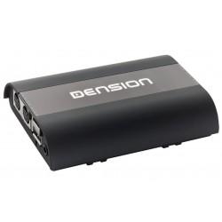 Dension Gateway Pro GWP1BM4 USB Bluetooth A2DP BMW Serie...