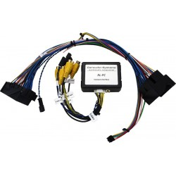 Front Reverse Camera Interface Peugeot 208 2008 - AIO