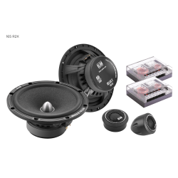 """BLAM Relax 165RX 2-Way Component Speakers 6.5"""" 16.5 cm"""