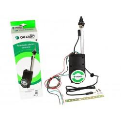 Antena Automatica  Motorizada Calearo - Cor Preto
