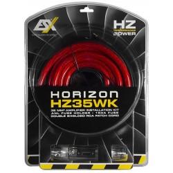 ESX HZ35WK Amplifier Installation Kit 35mm