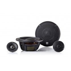 """Morel Elate Carbon Pro 62A 2-Way Component Speakers 6.5""""..."""