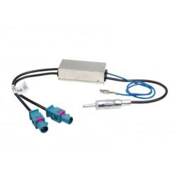 Antenna Adapter Fakra DIN Audi A1 A3 A4 A5 R8 Q5 TT