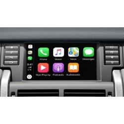 "CarPlay Android Auto Camera InControl 8"" Evoque Sport..."