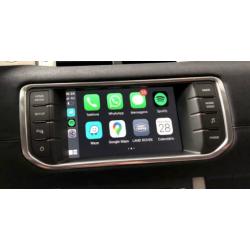 CarPlay Android Auto Camera Range Rover Evoque Vogue...