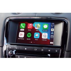 CarPlay Android Auto Camera Jaguar XF XJ XE F-Type