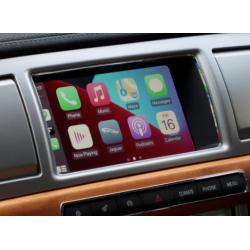 CarPlay Android Auto Camera Jaguar XF XK Denso MMM2