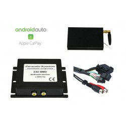 CarPlay Android Auto USB Camera Mercedes Comand 2.0 C CLK...