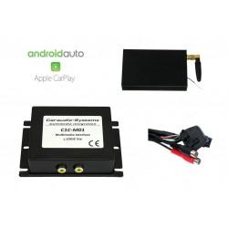 CarPlay Android Auto USB Camera VW MFD2 Golf Passat...