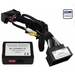 Reverse Camera Activator Dodge RAM Uconnect 8.4