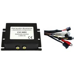 Video Reverse Camera Interface Mercedes Comand 2.5 DX CL...
