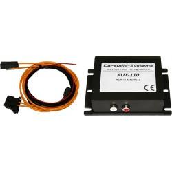 AUX Input Interface Audi MMI 3G
