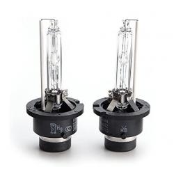 Xenon Bulbs D2S 6000K Pair
