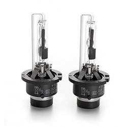 Xenon Bulbs D2C 6000K Pair