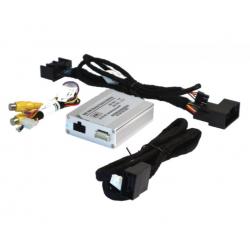 Front & Reverse Camera Interface Audi A4 A5 Q5 CONCERT...