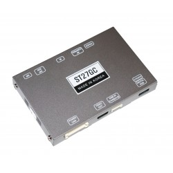 Video Front Reverse Camera Interface Jeep Cherokee...