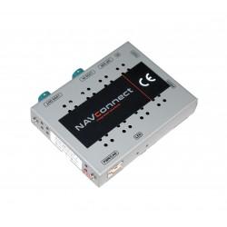 Camera Interface Renault EASY LINK Captur Clio Espace...