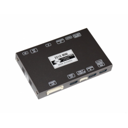 Video Front Reverse Camera Interface MINI Connected Media...