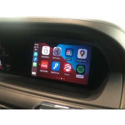 CarPlay Android Auto Mirrorlink Camera Mercedes NTG3 S CL...
