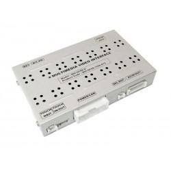 HDMI Reverse Camera Interface Renault R-LINK Captur Clio...