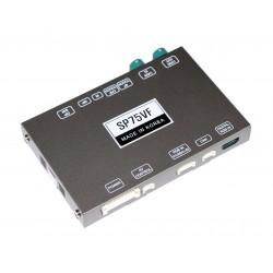 "Front Reverse Camera Interface Audi A4 A5 Q5 Q7 MIB2 8.3"""