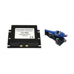 Video Reverse Camera Interface Audi RNS-D A3 A4 A6 A8